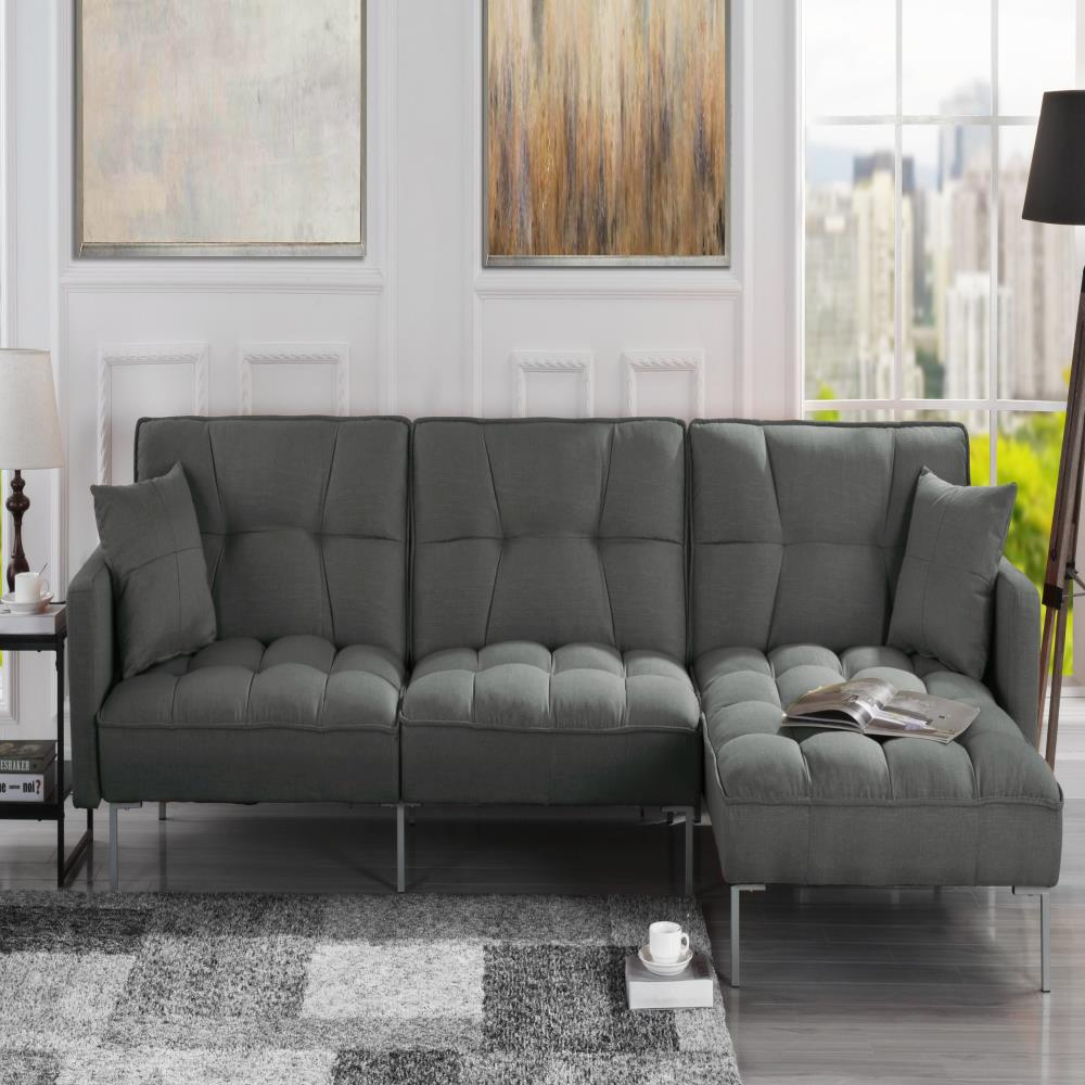 flexsteel-sectional-sleeper-sofa