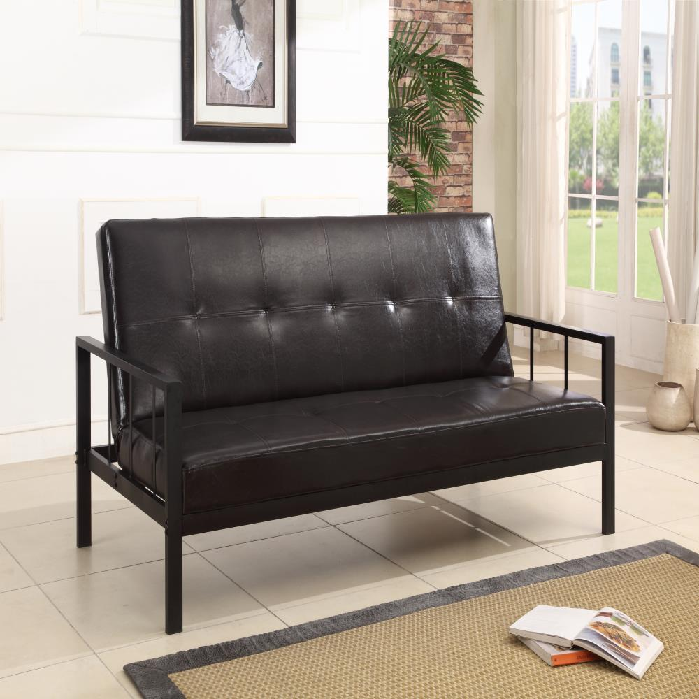 lamas-black-american-leather-sleeper-sofa-clearance